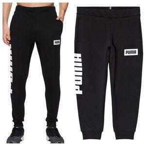 NWOT Puma | Rebel French Terry Sweatpants